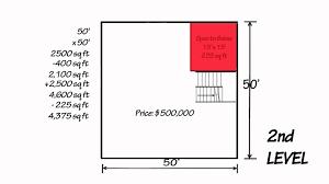 how to calculate square footage of a home webuildonyourlot com you