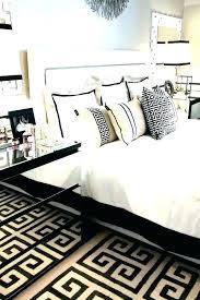 black white gold bedroom – softcocktail.info
