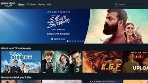 Amazon Prime Video desktop app for ...