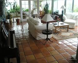 Terracotta Living Room Living Room Vase Flower Decor Glass Cup Chandelier White Sofa