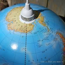 globe pendant lighting. {diy} Globe Pendant Light 7 Lighting