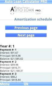 Loan Amortization Schedule Car Excel Formula Ule With Balloon