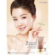 welcos bb no makeup face blemish balm whitening cream spf 30 pa amazon in beauty