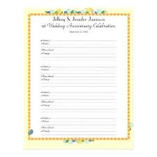 Birthday Guest Book Template Birthday Guest Book Template Printable Pages Wedding Wedding