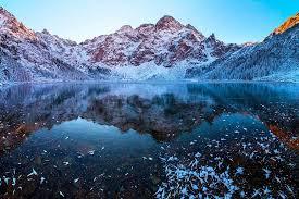 Resultado de imagen de frio nieve hielo