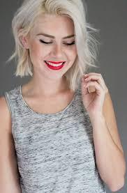 Best 25 Short Platinum Blonde Hair Ideas On Pinterest Short