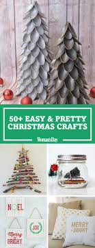 Christmas Crafts 50 Easy Christmas Crafts Simple Diy Holiday Craft Ideas Projects
