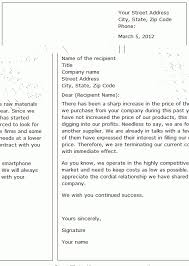 Business Letter Ending Phrases - Letter Of Recommendation