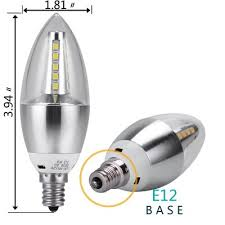b11 led light bulbs 40w equivalent chandelier led light bulbs 5000k daylight white
