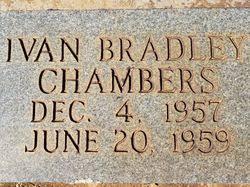 Ivan Bradley Chambers (1957-1959) - Find A Grave Memorial