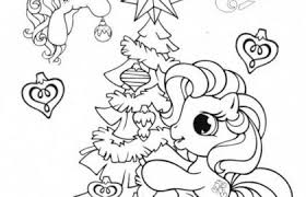 Christmas Tree Coloring Page Free Unique Christmas Coloring Pages