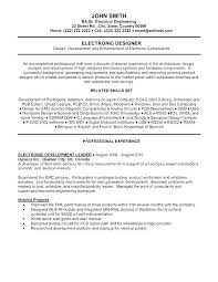 Cover Letter Engineering Beauteous Resume For Electrical Engineer Electrical Engineer Cover Letter