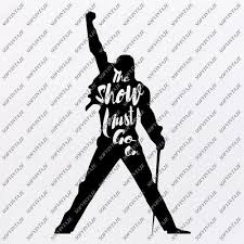 Freddie mercury the lead singer of queen and solo artist, who majored in stardom while giving new meaning to the word. Products Tagged Freddie Mercury Svg Sofvintaje