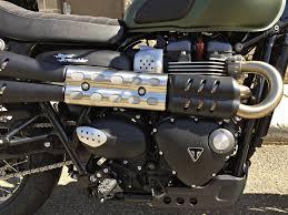 new 2017 triumph street scrambler motorcycles in enfield ct