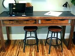 rustic office desk. Rustic Office Desks Desk Computer Accessories Living Room For Sale