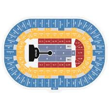 Rimac Arena Seating Chart Pechanga Arena San Diego San Diego Tickets Schedule Seating Chart Directions