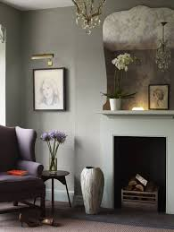 Deeper, greyed shades such as aubergine look lovely against silver and pale  grey