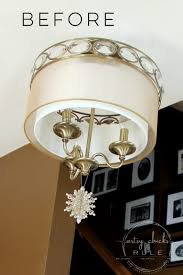 how to paint light fixtures with this simple trick artsyrule com
