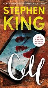 cell a novel by stephen king s amazon