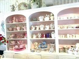 teacup display shelf tea cup shelf teacup display shelf lavender n lace tea room wooden tea teacup display shelf