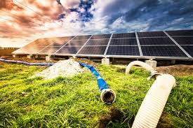 the use of solar energy in irrigation can be beneficial to farmers in very rural areas and developing countries