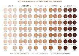 Makeup Foundation Color Chart Pür Is Launching Love Your Selfie Foundation In 100 Shades