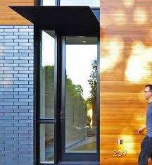 20 glass entrance ideas modern house designs