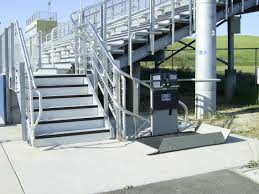 commercial wheelchair lift. Commercial Platform Lift Wheelchair