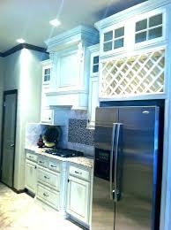 wine rack cabinet above fridge. Wine Rack Above Refrigerator Racks Fridge . Cabinet
