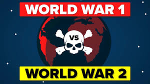 Vietnam And Iraq War Venn Diagram World War 1 Vs World War 2 How Do They Compare