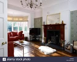 Wood Stove Living Room Design Chandelier Living Rooms Stock Photos Chandelier Living Rooms