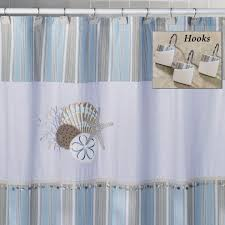 shower curtain with window curtain