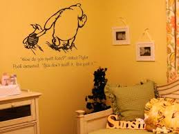 winnie the pooh wall stickers the pooh wall decals es winnie the pooh wall decals target