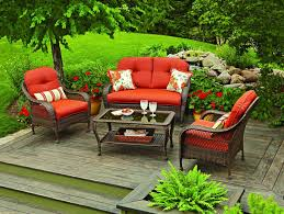 green wicker furniture cushions. incredible outdoor wicker furniture sets clearance patio 6 pc black finish green cushions r