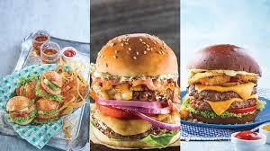 19 recetas de hamburguesas para todos los gustos   Cocina Fácil