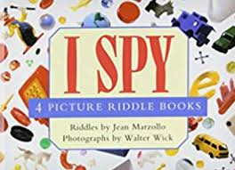 i spy book bundle