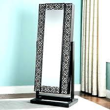 floor mirror jewelry armoire free standing jewelry with mirror mirrored jewelry floor standing mirror jewelry stylish