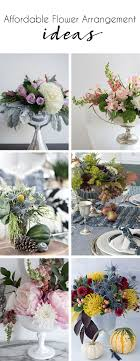 affordable flower arrangement ideas with flowers purchased at the local  produce place