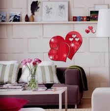 Wmshpeds Herz Hearted Herzförmigen Spiegel Wand Einfügen Crystal