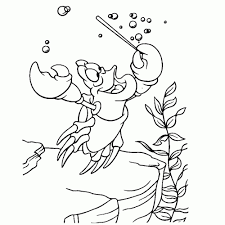 Ariel De Kleine Zeemeermin Kleurplaten Kleurplatenpaginanl 80