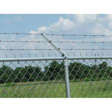 barbed wire fences. Modren Fences GI Industrial Barbed Wire In Fences O