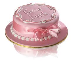 Good Luck Cake Smkclass