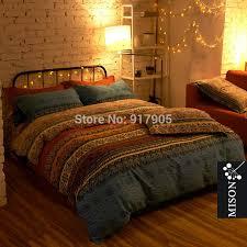 fashion bohemian comforter bedding sets luxury boho