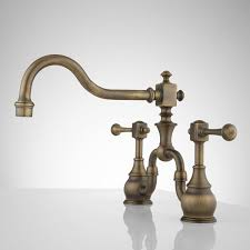 old fashioned kitchen sink faucets