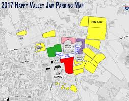 Beaver Stadium Parking Chart Happy Valley Jam Parking Details Announced Penn State