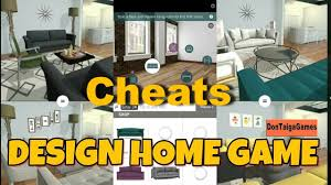 Small Picture Design Home Game Cheats Code Android YouTube