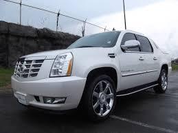 cadillac pickup truck 2013. sold2009 cadillac escalade ext awd 47k white diamond premium 22 cadillac pickup truck 2013 t