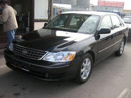2003 Toyota Avalon - Information and photos - ZombieDrive