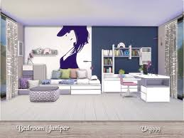modern teen bedroom furniture. A Modern Teen Bedroom Set. Found In TSR Category \u0027Sims 4 Kids Sets Furniture