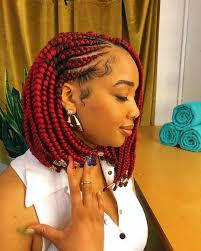 Light Red Box Braids 20 Trending Box Braids Bob Hairstyles For 2020 All Things Hair